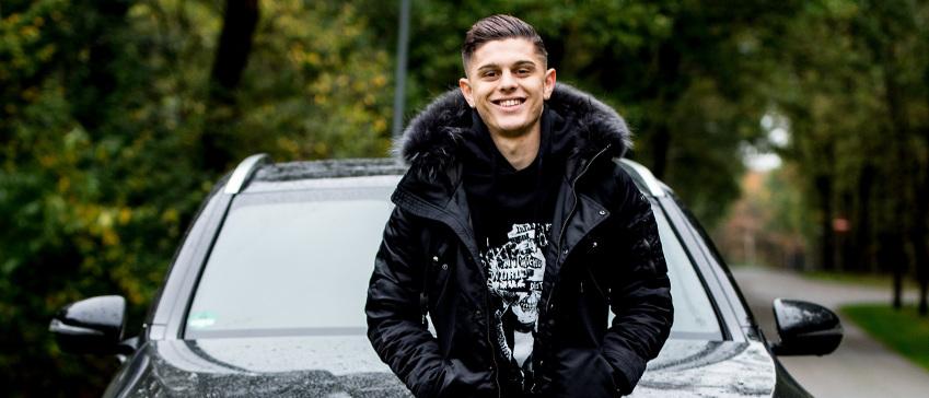 Hoe Milot Rashica via Vitesse en Kosovo dromen wil waarmaken