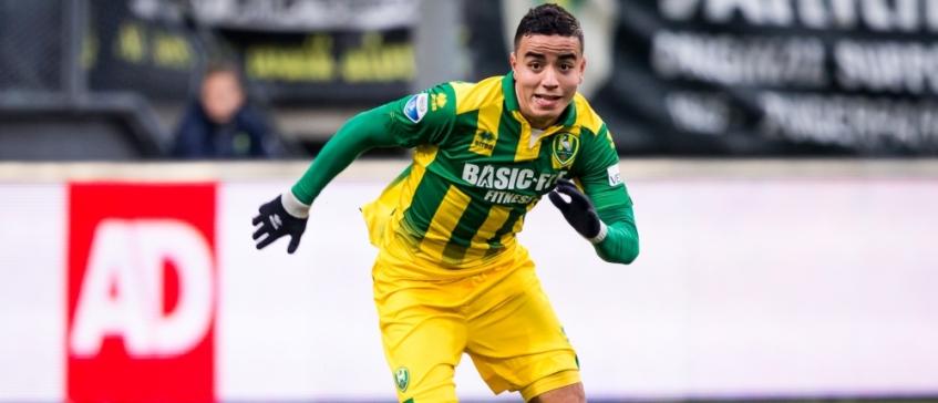 """El Mahdioui brak niet door in Amsterdam: """"Ik ben goed genoeg voor Ajax 1"""""""