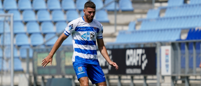 Assembly with Ajax could be very particular for these gamers from PEC Zwolle