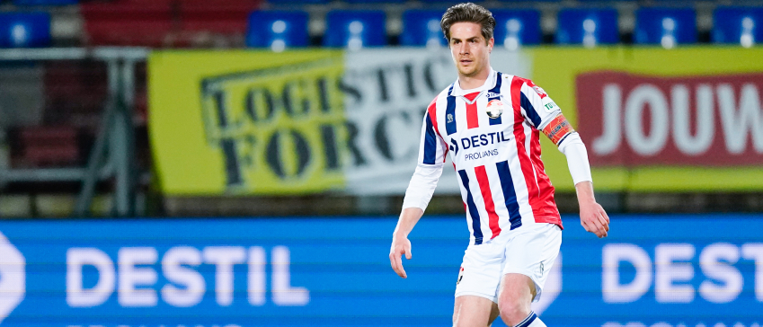 """""""Willem II will not get in hassle this season"""""""